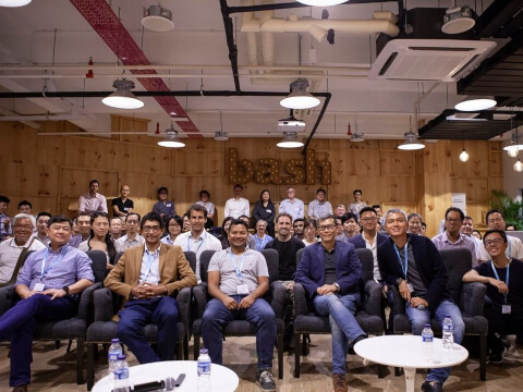 Networking Event at AngelCentral Singapore