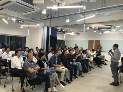 AngelCentral Singapore Pitch Day