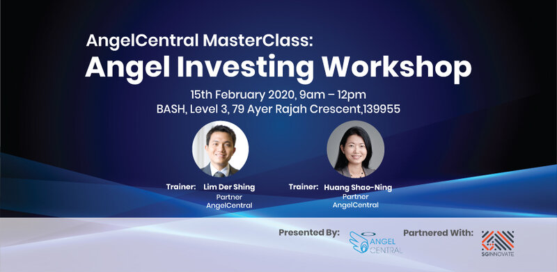 AngelCentral Masterclass Series: Angel Investing Workshop