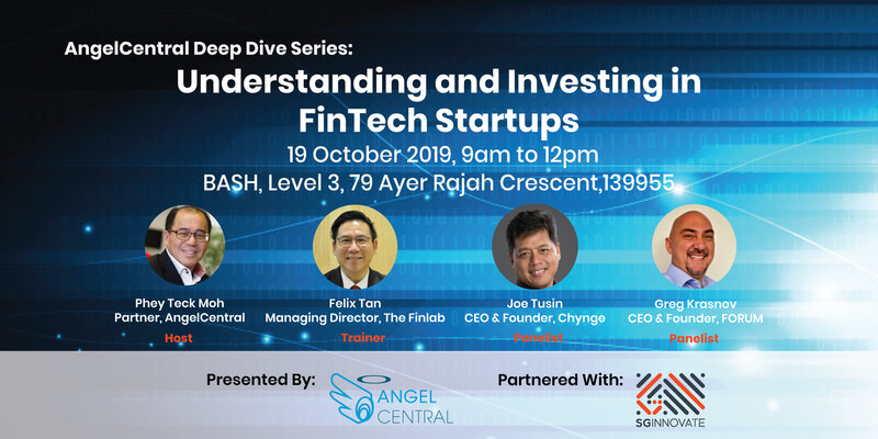 AngelCentral Deep Dive Series: Understanding and Investing in FinTech Startups