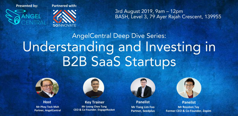 AngelCentral Deep Dive Series: Understanding and Investing in B2B SaaS Startups